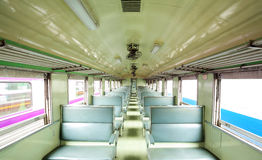 Empty Train Stock Images