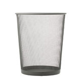 Empty trash can Stock Images