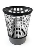 Empty trash, garbage bin Royalty Free Stock Photography