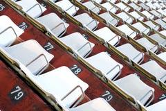 Empty tribune. An empty tribune in Buenos aires Royalty Free Stock Photos