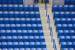 Empty tribune Stock Images