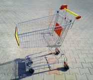 Empty trolley Stock Photography