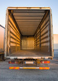 Empty truck Royalty Free Stock Photos