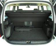 Empty trunk Royalty Free Stock Photo