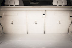 Empty trunk space Royalty Free Stock Photography