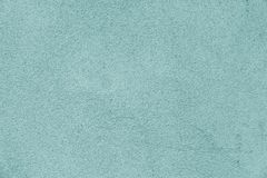 Empty turquoise and Blue Background for Design and Design Color. Tiffany. Blue Background from Plaster, For Design, Decoration and Templates royalty free stock image