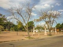Empty Urban Park Royalty Free Stock Photo