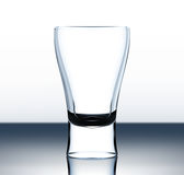 Empty vector beer glass Royalty Free Stock Photo