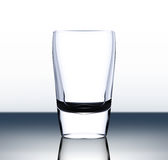 Empty vector glass Royalty Free Stock Photo