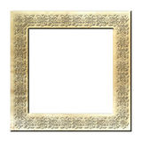 Empty vintage frame Royalty Free Stock Image