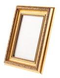 Empty vintage frame Stock Photography