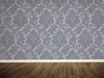 Free Empty Wall In The Room Royalty Free Stock Images - 22532909