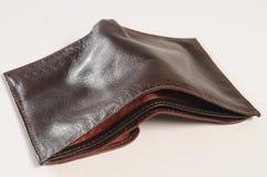 Empty wallet. Stock Photo