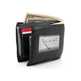 Empty Wallet Stock Image