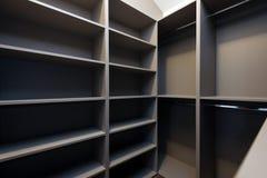 Empty wardrobe Royalty Free Stock Images
