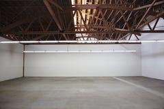 Free Empty Warehouse Stock Photos - 15147313