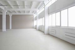 Empty Warehouse Stock Photos