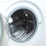 Empty washing machine Royalty Free Stock Image