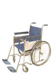 Empty wheel chair Stock Photography