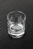 Empty whiskey glass Royalty Free Stock Photo