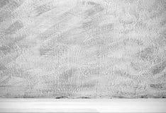 Empty white interior Stock Photography