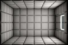 Empty Padded Cell Royalty Free Stock Photos