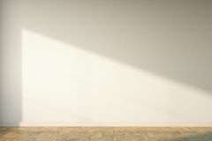 Empty white wall Stock Images