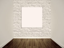 Free Empty White Walls Stock Photo - 22811830