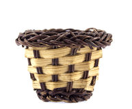 Free Empty Wicker Basket Stock Images - 47700184
