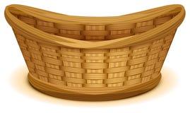 Free Empty Wicker Basket Nest Royalty Free Stock Photos - 89828318