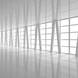 Empty Wide Room Stock Photography