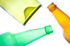 Free Empty Wine And Beer Bottles Stock Images - 18464074