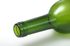 Empty Wine Bottle Royalty Free Stock Image