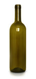 Empty wine bottle Royalty Free Stock Images