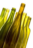 Empty Wine Bottles Royalty Free Stock Photo