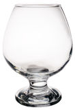 Empty wine glass Royalty Free Stock Images