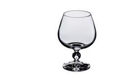 Empty wine glass. Royalty Free Stock Photos