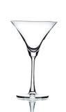 Empty wine glass isolated Stock Photos