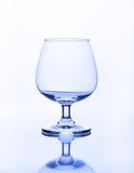 Empty wine glass Stock Photos