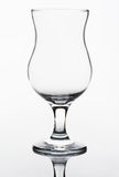 Empty wineglass Stock Photo