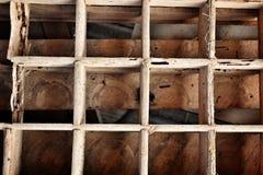 Empty wood shelf Royalty Free Stock Photo
