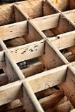 Empty wood shelf Stock Photo