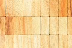 Wooden block texture Royalty Free Stock Images
