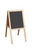 Empty wooden board Stock Image