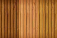 An empty wooden board Royalty Free Stock Photos
