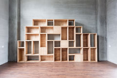 Empty wooden Royalty Free Stock Image