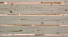 Empty wooden Royalty Free Stock Photography
