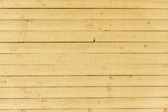 Empty wooden wall of house Stock Image