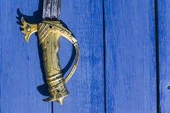 Empunhadura da espada Imagem de Stock