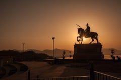 Empurradores lago, Rajasthan imagens de stock royalty free
